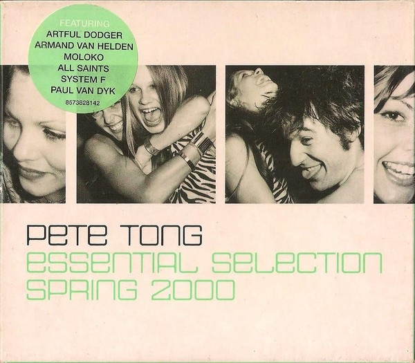 Pete Tong - Essential Selection: Spring 2000 CD - 8573828142