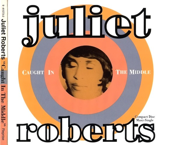 Juliet Roberts - Caught In The Middle CD - 941573-2