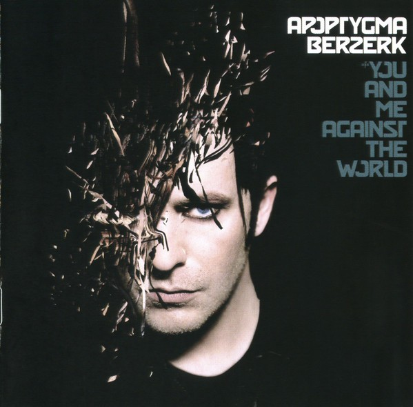Apoptygma Berzerk - You And Me Against The World CD - MET453