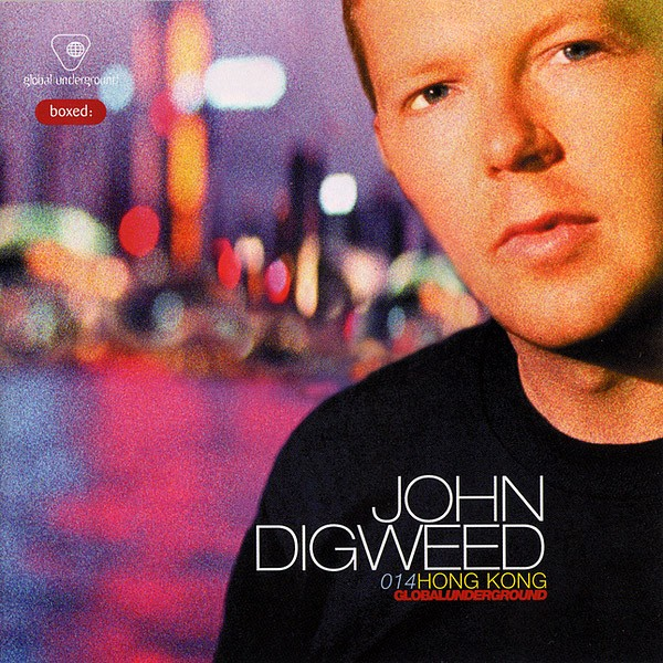 John Digweed - Global Underground 014: Hong Kong CD - GU0144CD