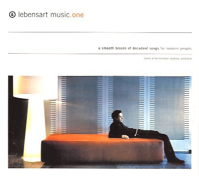 Lebensart Music.One CD - 0134232ERE