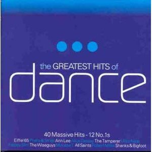 The Greatest Hits Of Dance CD - TTVCD3083