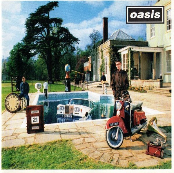 Oasis - Be Here Now CD - CDEPC 5315
