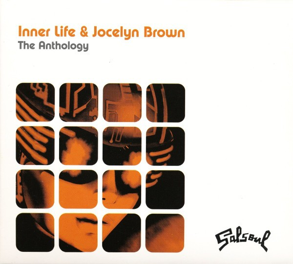 Inner Life & Jocelyn Brown - The Anthology CD - SALSACD 019