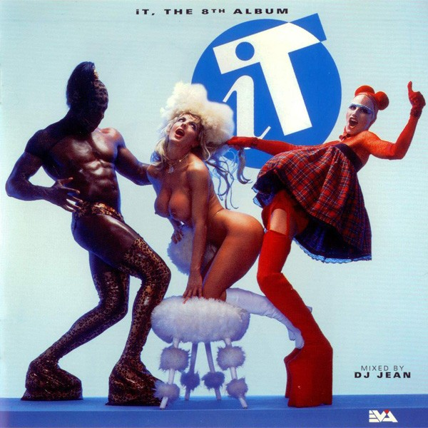 It, The 8th Album CD - 8571542