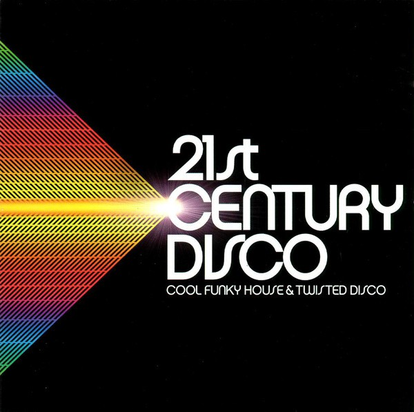Ministry Of Sound: 21st Century Disco CD - MOSCD31