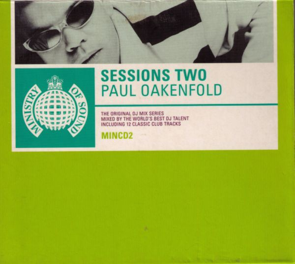 Paul Oakenfold - Ministry Of Sound: The Sessions Vol 2 CD - MINCD2