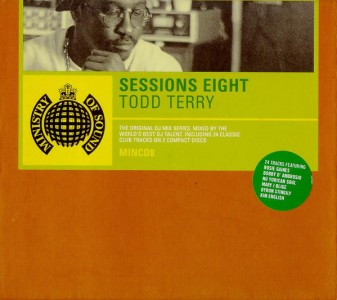 Todd Terry - Ministry Of Sound: Sessions Eight CD - MINCD8