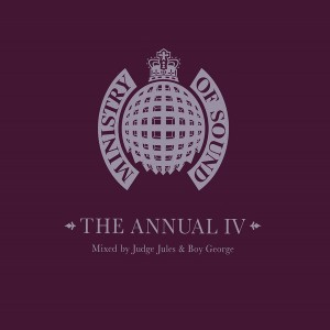 Judge Jules & Boy George - Ministry Of Sound: The Annual IV CD - ANNCD98