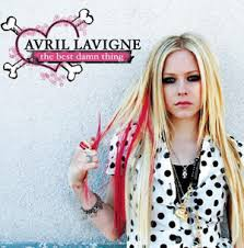 Avril Lavigne - The Best Damn Thing CD - CDRCA7180
