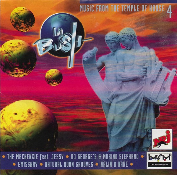 La Bush: Music From The Temple Of House 4 CD - AS5666