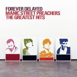 Manic Street Preachers - Forever Delayed - Greatest Hits CD - CDEPC 6557
