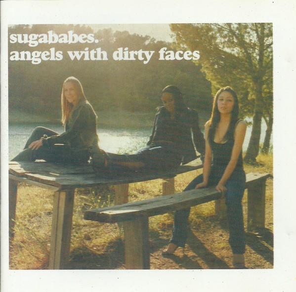 Sugababes - Angels With Dirty Faces CD - STARCD 6748