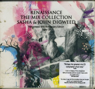 Renaissance: The Mix Collection CD - REN17CD