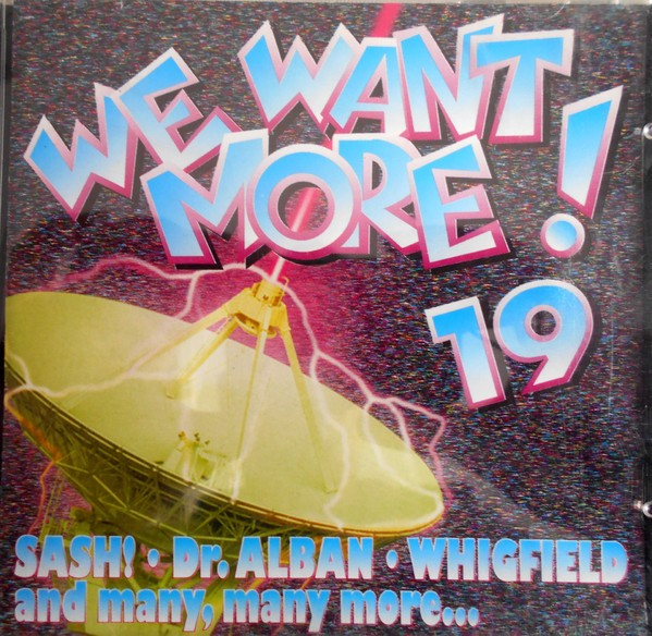 We Want More! 19 CD - CCBK7457