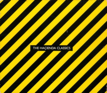 The Hacienda Classics CD - VTDCD790