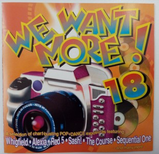 We Want More! 18 CD - CCBK7440