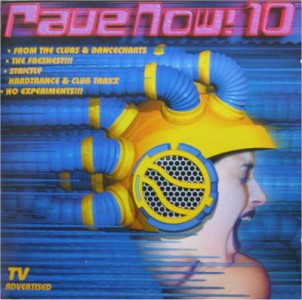 Rave Now! 10 CD - 302 4067-2