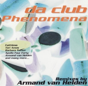 Da Club Phenomena CD - 0063572CLU
