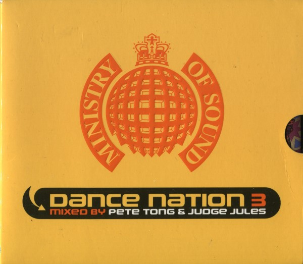 Pete Tong & Judge Jules - Ministry Of Sound: Dance Nation 3 CD - DNCD3