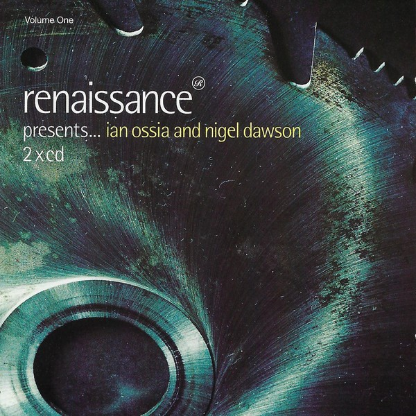Renaissance Presents... Ian Ossia And Nigel Dawson CD - RENUK 1CD