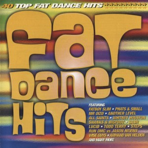 Fat Dance Hits CD - RADCD 125
