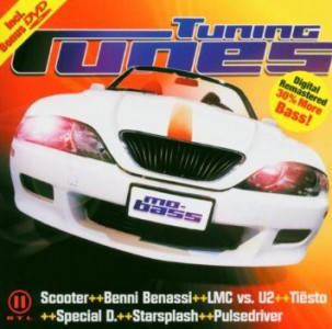 Tuning Tunes CD - 0155092KON