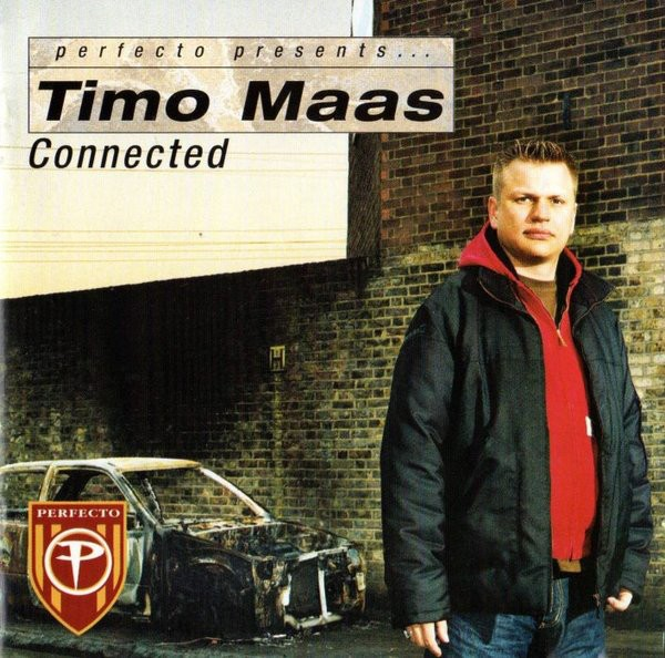 Timo Maas - Connected CD - CDDGR 1516