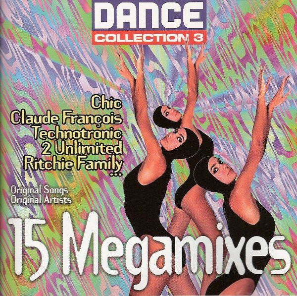 Dance Collection 3 CD - 740 021-2