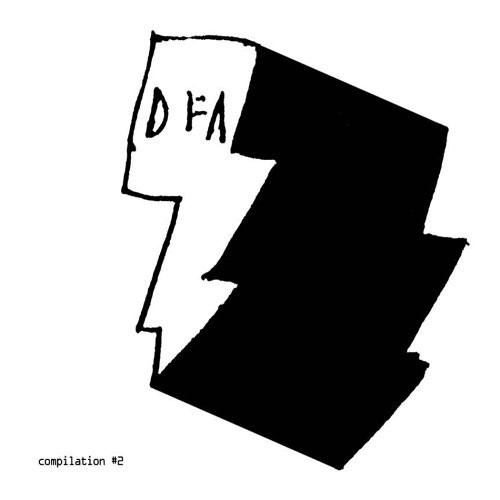 DFA Compilation #2 CD - DFAEMIDJ 2140CD