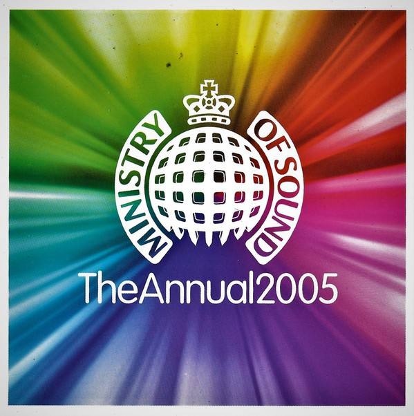 Ministry Of Sound: The Annual 2005 CD - CDJUST 030