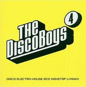 The Disco Boys 4 CD - 0154812KON