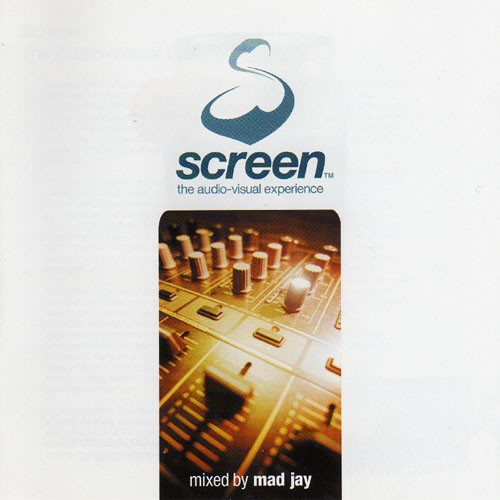 Screen - The Audio-Visual Experience CD - 0115262ERE