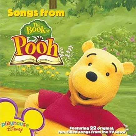 Songs From The Book Of Pooh CD - CDDIS 114