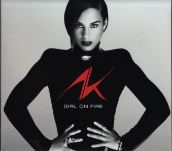 Alicia Keys - Girl On Fire CD - CDJAY270