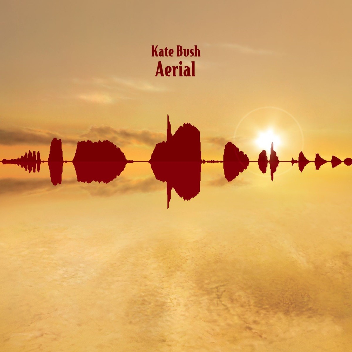 Kate Bush - Aerial CD - CDEMCJD 6253