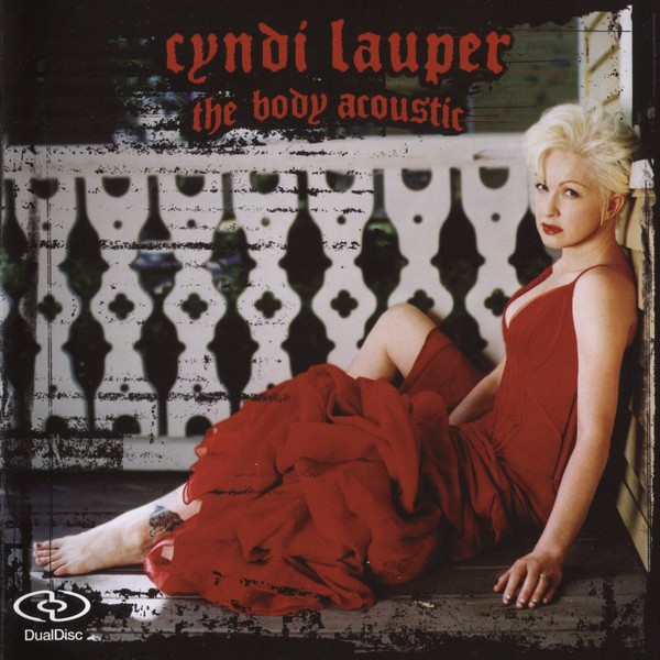Cyndi Lauper - The Body Acoustic CD - CDEPC 6977