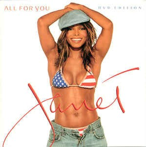 Janet Jackson - All For You (Speacial Limited Edition) CD+DVD - 724381148006
