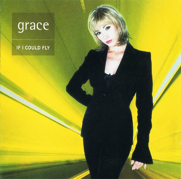 Grace - If I Could Fly CD - 0630149472