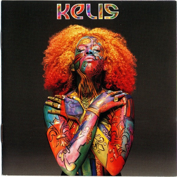 Kelis - Kaleidoscope CD - CDVIR 456