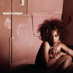 Macy Gray - The Trouble With Being Myself CD - CDEPC 6636