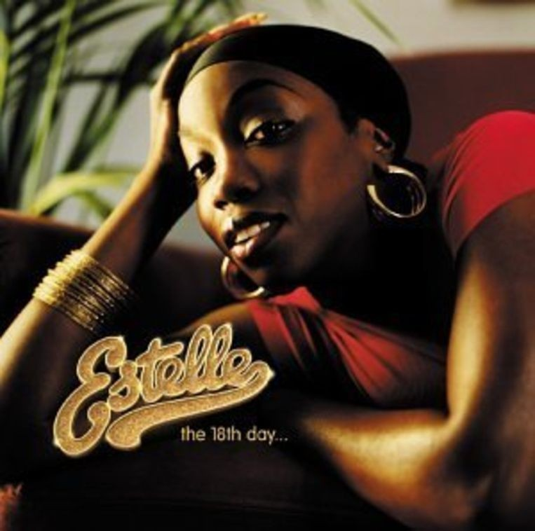 Estelle - The 18th Day... CD - CDJUST 037