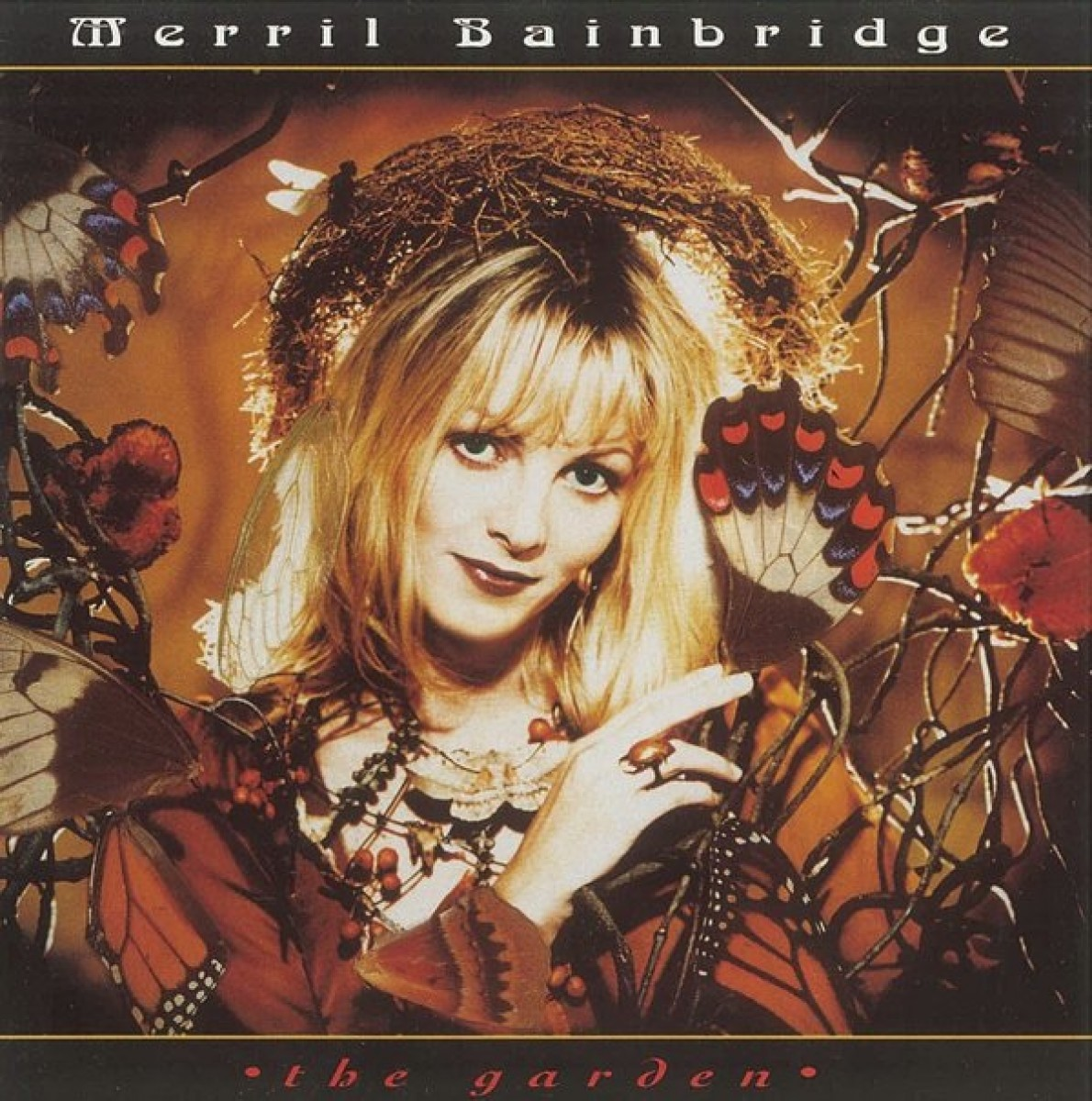 Merril Bainbridge - The Garden CD - CDARI 1263