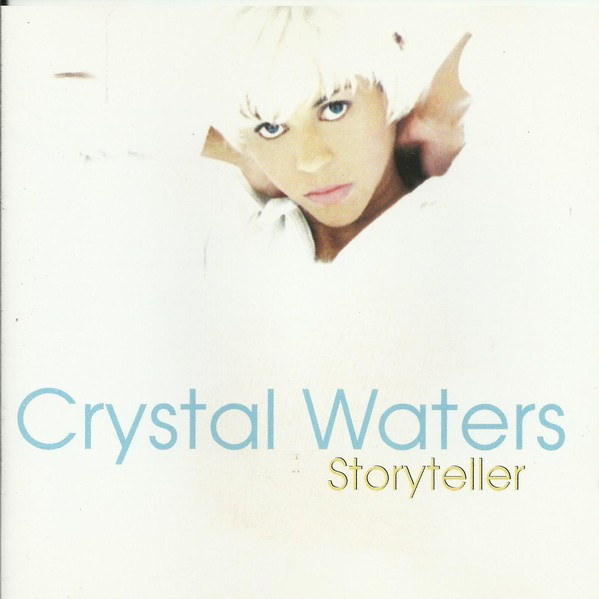 Crystal Waters - Storyteller CD - FPBCD 035