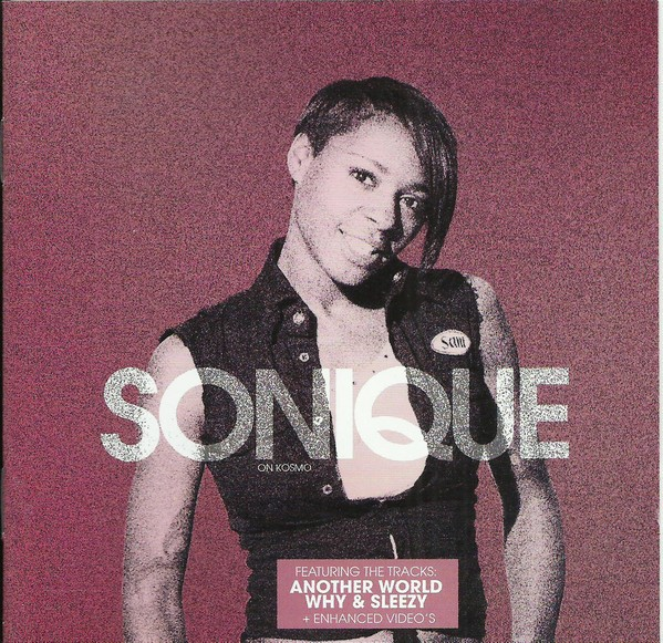 Sonique - On Kosmo CD - SMCD 120