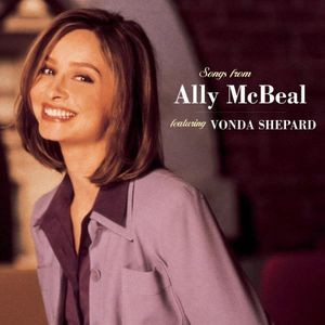 Vonda Shepard - Songs From Ally McBeal CD - CDEPC 5625 K