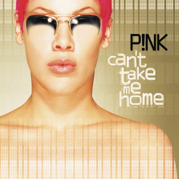 Pink - Can't Take Me Home CD - CDAST 394