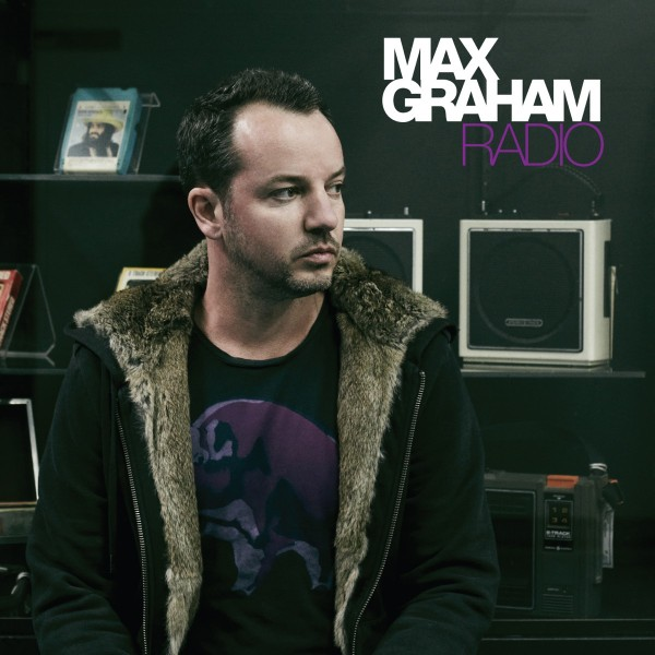 Max Graham - Radio CD - ARMA256