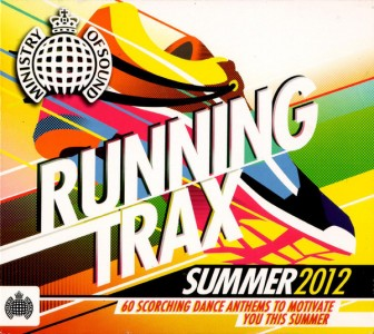 Running Trax Summer 2012 CD - MOSCD293