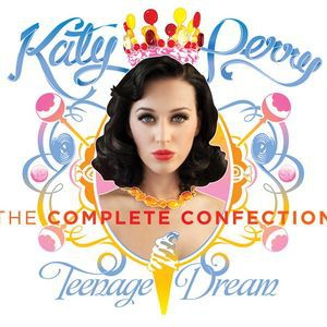 Katy Perry - Teenage Dream - The Complete Confection CD - CDEMCJ 6627